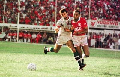 Photo of Ex-Inter, Pinga relembra o título da Copa do Brasil de 1992